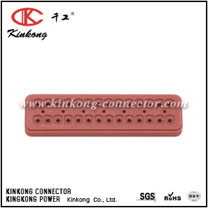 28 pin rubber seals for electric plug CKK028-01