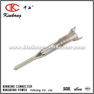 8100-2512 Terminals Male 0.3-0.5mm² CKK023-1.0MN