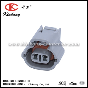 90980-12A02 2 hole female Toyota connector