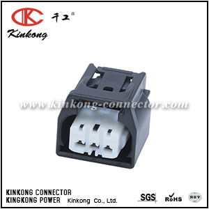90980-12D13 3 ways receptacle cable connector