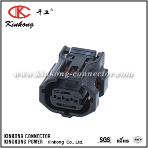90980-12354 3 way female crimp connector CKK7031C-0.6-21