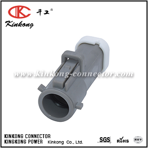 WPT-1298 (Tin(greased)) 3U2Z-14S411-HZB 4 pin male waterproof automotive connectors CKK3046G-1.5-11