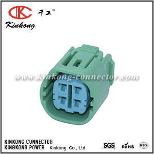 90980–11964 4 pole receptacle Honda OBD2 Alternator connectors CKK7046G-2.2-21