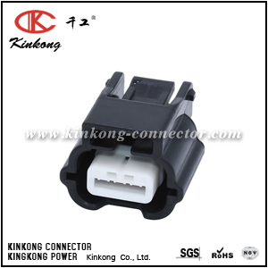 7283-8852-30 3 pole female automotive connectors CKK7031-0.6-21
