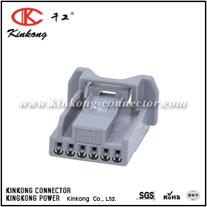 90980-12C74 6 hole female cable connector