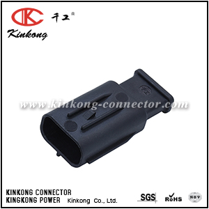 KINKONG 4 pin male waterproof electrical sensor connector CKK7041A-0.6-11