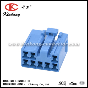 90980-12475 8 pole female cable connector