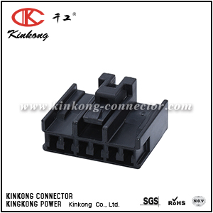 90980-10957 6 way female Rear combination light connector