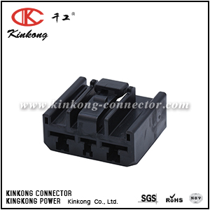 90980-11667 3 pole receptacle electrical connector