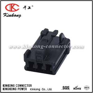 90980-12473 3 way female wiring connector