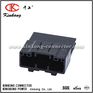 90980-12768 20 pin male automotive connector