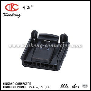 90980-12558 8 way female connector for connecting signal power wire of MOP ETC CKK5082BY-0.6-21