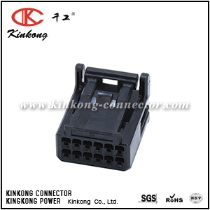 90980-12559 12 pole female Stereo component tuner connector