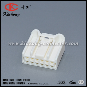 90980-12773 12 way female electrical connector