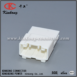 90980-12772 12 pin male cable connector