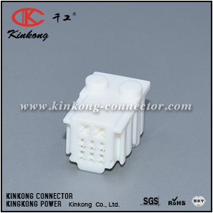 90980-12948 8 ways female cable wire connector