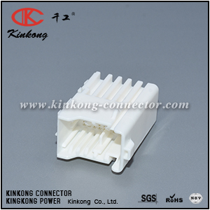 90980-12A08 24 pins male automotive connector