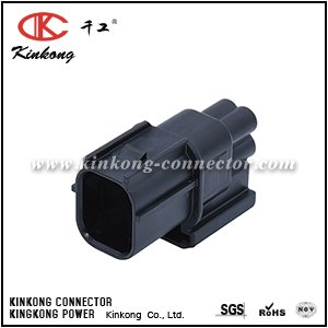6188-4776 4 pin male waterproof electrical connectors CKK7041-1.2-11
