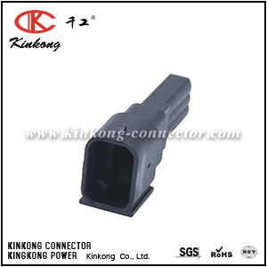3 pin male cable connectors CKK7032-0.6-11