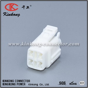 6180-4771 4 hole female auto connectors CKK7041B-2.0-21