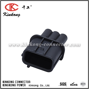 3 pin male electrical wire connectors  CKK7035-2.0-11