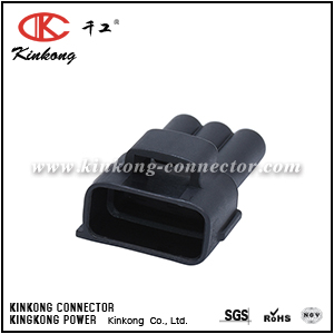 3 pin male electrical wire connectors  CKK7031-2.2-11