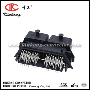 112 pin male ecu Electric Fuel Injector connector CKK112P-K
