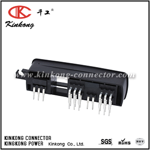 17 pin male automobile connector suit for 174921-1 and 173852-1 CKK5172BA-1.8-11