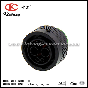 HDP26-18-6SN 6 hole female electrical connector