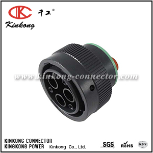 HDP26-24-7SN-C038 7 ways female crimp connector