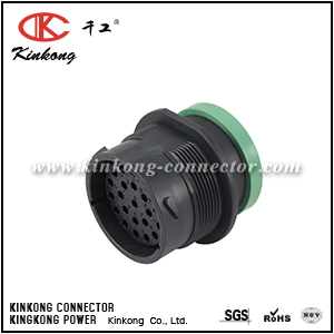 HDP24-24-23SN-L017 23 hole female waterproof connector