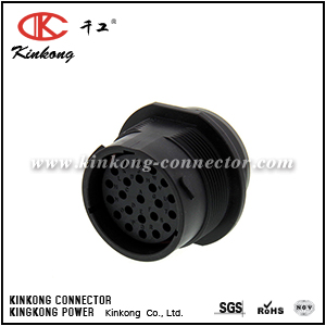HDP24-24-23ST 24 ways female wire connector