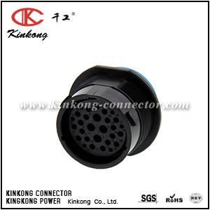 HDP24-24-29SE 29 pole female automobile connector