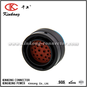HDP26-24-29PE 29 pin male electrical connector