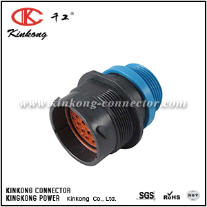 HDP24-24-29PE-L015 29 pin male wiring connector