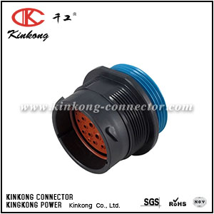 HDP24-24-29PE-L024 29 pin male automotive connector