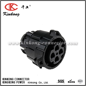 121583-0000 4 way female electrical connector