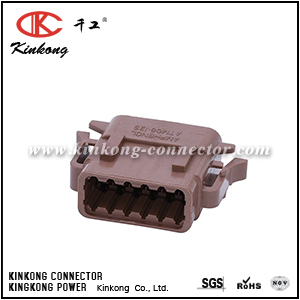 ATM06-12SD 12 way female crimp connector