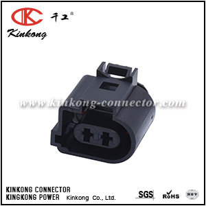 2-1355200-2 2 way female wiring connector