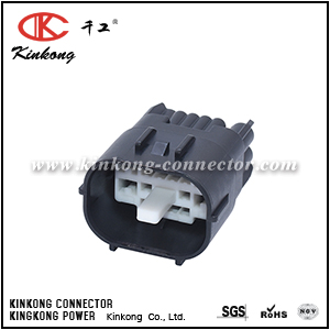 6188-5910 18 pins blade electric connector