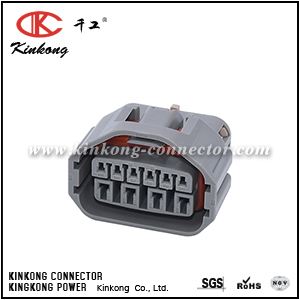 MG641288-4 10 ways female crimp connector CKK7101G-1.2-2.2-21