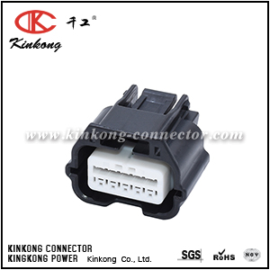7283-8856-30 10 pole female Car ignition connector CKK7101-0.6-21