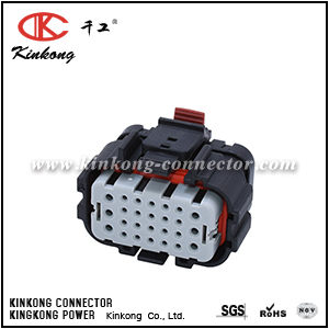 LVRCF26PCA 26 hole female wiring connector