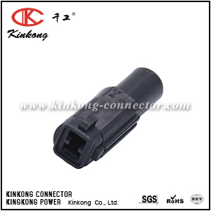FW-C-1F-B 1 pole female wiring connector CKK7014-2.3-21