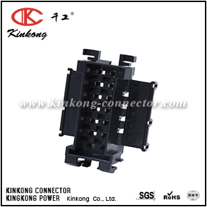 929505-5 14 pin male automotive connector CKK5144B-3.5-11