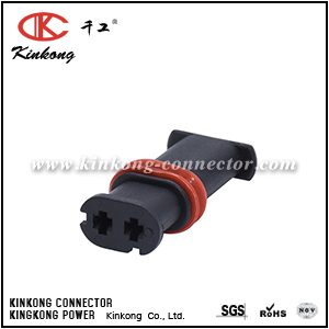 2 hole female auto connection CKK7025C-1.5-21