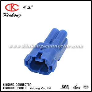 2 pin male cable connectors CKK7025L-2.2-11