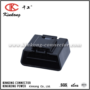 16 pole female connector CKK5165A-1.5-21-03