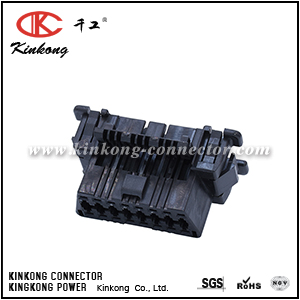 179631-1 90980-11665 16 pole female socket housing CKK5166B-1.5-21
