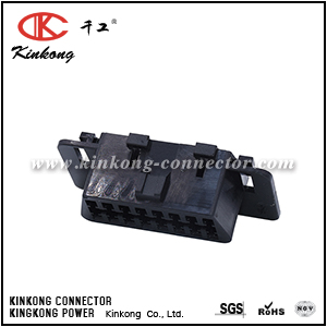 15488184 16 hole female automotive connector CKK5166D-1.5-21